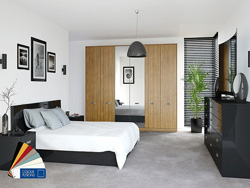Crown Imperial bedroom